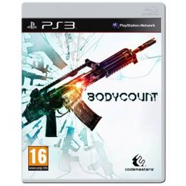 PS3 BODYCOUNT USADO