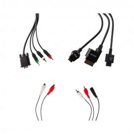 MULTI CABO VGA / AV CABO PS3 / WII / WII U / XBOX 360