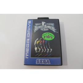 MD MIGHTY MORPHIN POWER RANGERS THE MOVIE