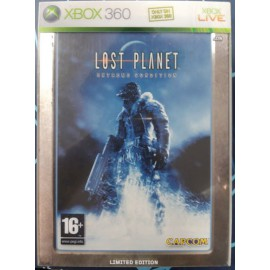 XBOX 360 LOST PLANET EXTREME CONDITION LIMITED EDITION
