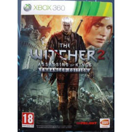 XBOX 360 THE WITCHER 2: ASSASSINS OF KINGS ENHANCED EDITION
