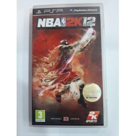 PSP NBA 2K12