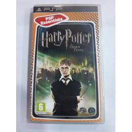 PSP HARRY POTTER E A ORDEM DA FÉNIX