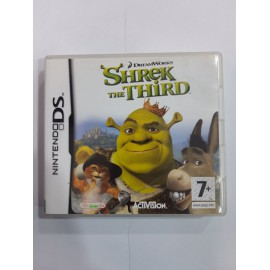 DS SHREK THE THIRD