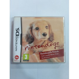 DS NINTENDOGS DACHSHUND & FRIENDS
