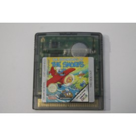GBC THE ADVENTURES OF THE SMURFS