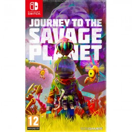 SWITCH JOURNEY TO THE SAVAGE PLANET