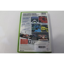 XBOX F1 CAREER CHALLENGE
