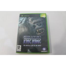 XBOX PETER JACKSON´S KING KONG