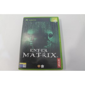 XBOX ENTER THE MATRIX