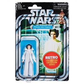 FIGURA STAR WARS RETRO PRINCESS LEIA ORGANA