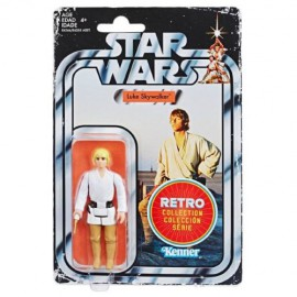 FIGURA STAR WARS RETRO LUKE SKYWALKER