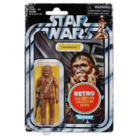 FIGURA STAR WARS RETRO CHEWBACCA
