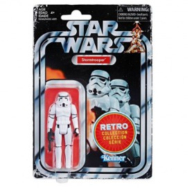 FIGURA STAR WARS RETRO STORMTROOPER