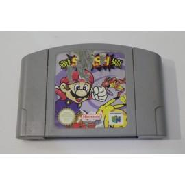 N64 SUPER SMASH BROS. USADO