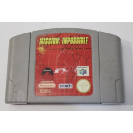 N64 MISSION: IMPOSSIBLE