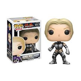 POP TEKKEN NINA WILLIAMS
