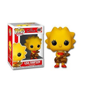POP THE SIMPSONS LISA SIMPSON