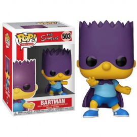 POP THE SIMPSONS BARTMAN