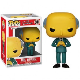POP THE SIMPSONS MR. BURNS