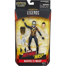 FIGURA LEGENDS SERIES WASP