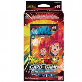 CARD GAME DRAGON BALL SUPER DESTROYER KINGS