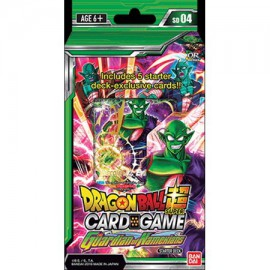 CARD GAME DRAGON BALL SUPER GUARDIAN OF NAMEKIANS