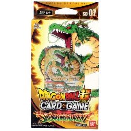 CARD GAME DRAGON BALL SUPER SHENRONS ADVENT