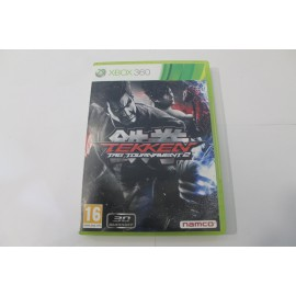 XBOX 360 TEKKEN TAG TOURNAMENT 2
