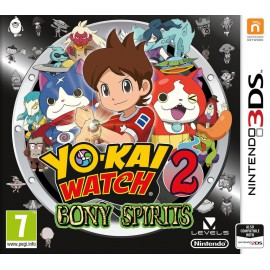 3DS YO-KAI WATCH BONY SPIRITS