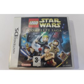 DS LEGO STAR WARS THE COMPLETE EDITION