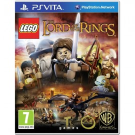 PSVITA LEGO THE LORDS OF THE RINGS