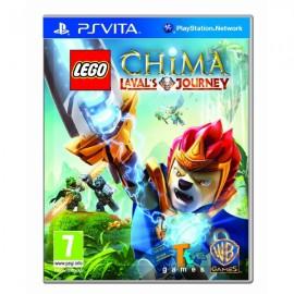 PSVITA LEGO CHIMA LAVAL´S JOURNEY
