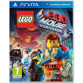 PSVITA LEGO THE LEGO MOVIE VIDEOGAME