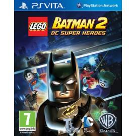PSVITA LEGO BATMAN 2 DC SUPER HEROES