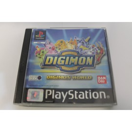 PS1 DIGIMON WORLD