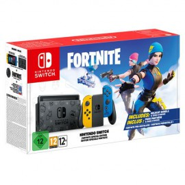NINTENDO SWITCH CONSOLA FORTNITE SPECIAL EDITION