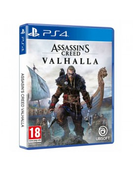 PS4 ASSASSIN´S CREED VALHALLA