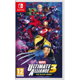 SWITCH MARVEL ULTIMATE ALLIANCE 3