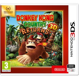 DONKEY KONG COUNTRY 3D RETURNS