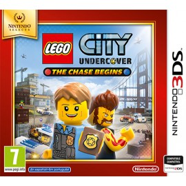 3DS LEGO CITY UNDERCOVER THE CHASE BEGINS