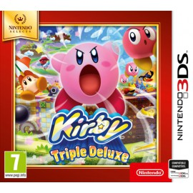 3DS KIRBY : TRIPLE DELUXE