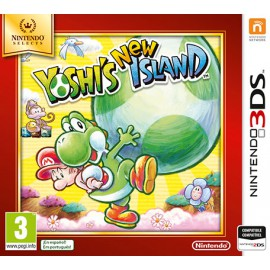 3DS YOSHI`S NEW ISLAND