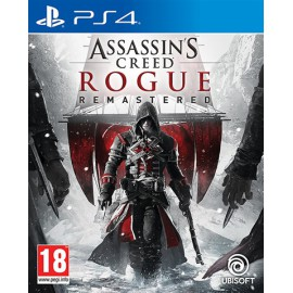PS4 ASSASSIN`S CREED ROGUE REMASTERED
