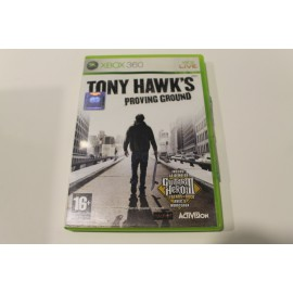 XBOX 360 TONY HAWK`S PROVING GROUND