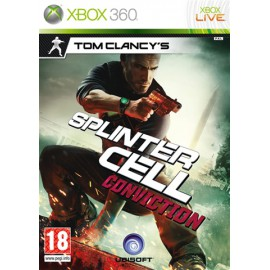 XBOX 360 TOM CLANCY`S SPLINTER CELL CONVICTION