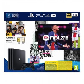 PLAYSATION 4 PRO CONSOLA 1TB + FIFA 21