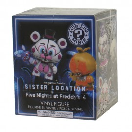 MYSTERY MINI FIVE NIGHTS AT FREDDY`S 4