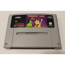 SNES DRAGONS LAIRS