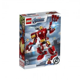 LEGO SUPER HEROES IRON MAN MECH
